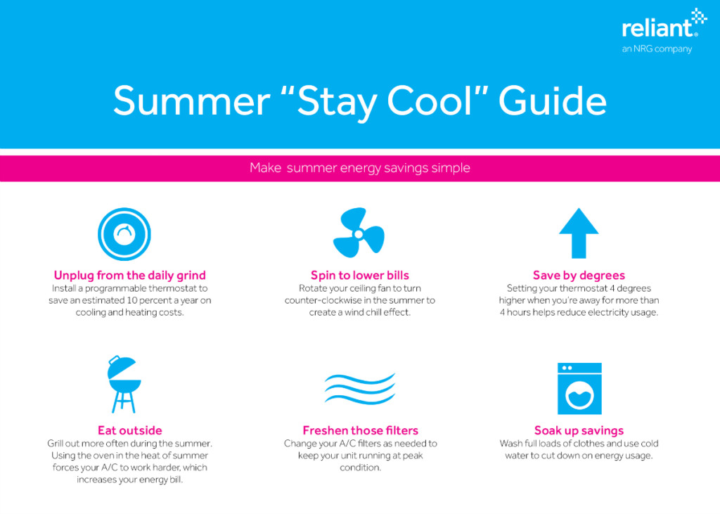 Reliant Stay Cool Guide