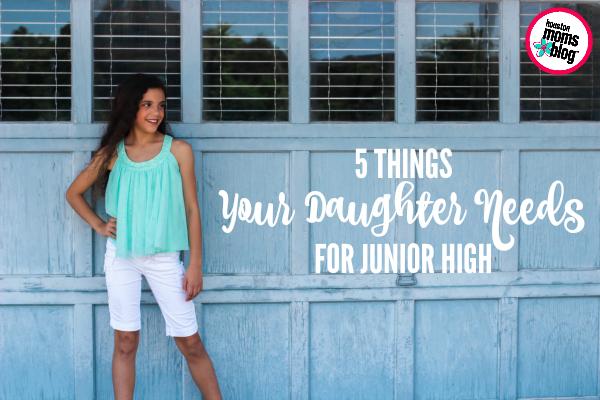 Daughter Junior High