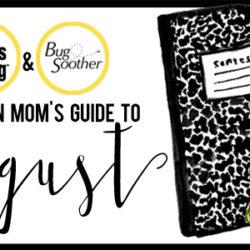 Houston Mom's Guide to August - Slider