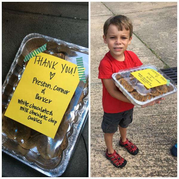 Houston Fire Station Visit | Houston Moms Blog