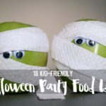 18 Kid-Friendly Halloween Party Food Ideas