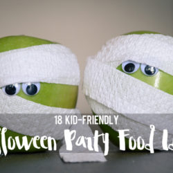 18 Kid-Friendly Halloween Party Foods | Houston Moms Blog
