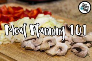 Meal Planning 101 | Houston Moms Blog
