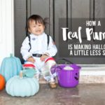 How a Teal Pumpkin is Making Halloween Less Scary