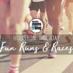 Houston's 2017 Holiday Fun Runs & Races