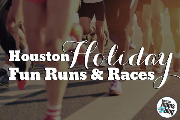 Houston Holiday Fun Runs & Races | Houston Moms Blog