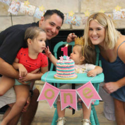 Just The Four Of Us | Houston Moms Blog
