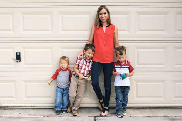 To the Mom of Three Young Children   Houston Moms Blog