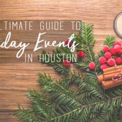 Ultimate Houston Holiday Event Guide 2017