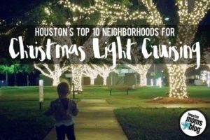 Top 10 Houston Neighborhood Christmas Lights | Houston Moms Blog