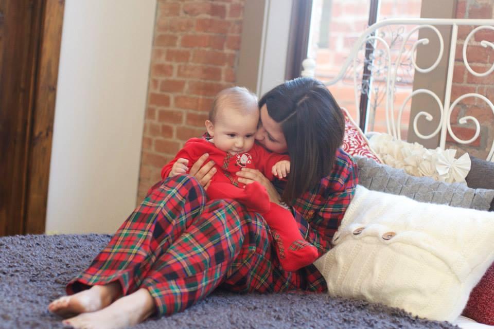 Last Minute Holiday Pajamas | Houston Moms Blog