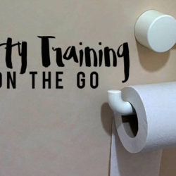 Potty Training On The Go | Houston Moms Blog