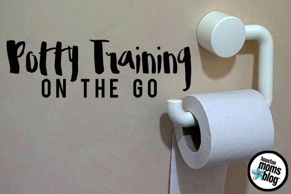 Potty Training On The Go | Houston Moms Blog