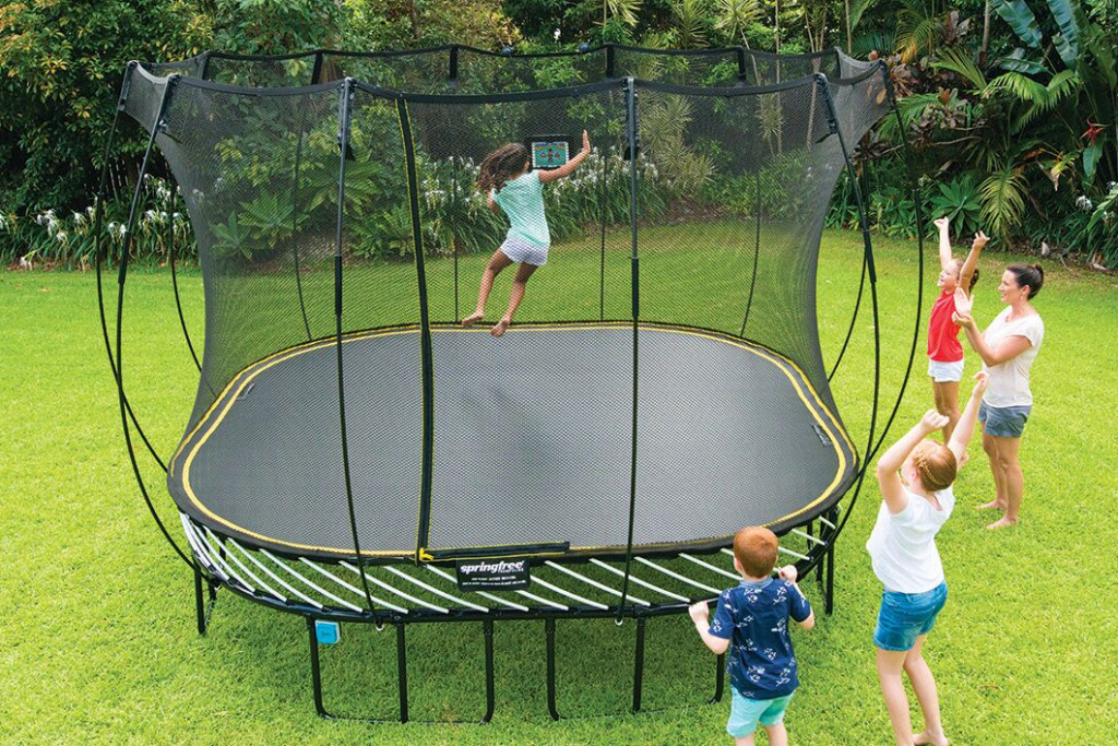 Trampoline Benefits :: The Unconventional Way I'm Reaching My Goals in 2017 | Houston Moms Blog