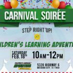 {FREE Event Announcement} Carnival Soiree at Children's Learning Adventure – Riverstone