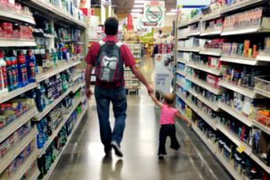 Don't Run Errands With Toddler - Featured
