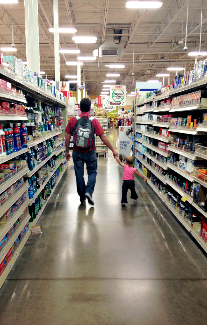 Why I Don't Run Errands With My Toddler | Houston Moms Blog