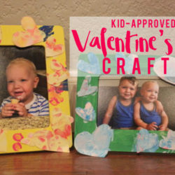 Kid-Approved Valentine's Day Crafts - Featured
