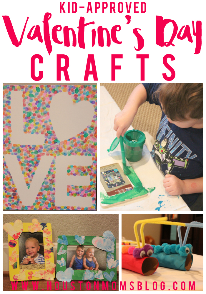 Kid-Approved Valentine's Day Crafts | Houston Moms Blog