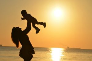 Moms Inherently Advocate for their Children