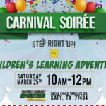 {FREE Event Announcement} Carnival Soiree at Children's Learning Adventure – Cinco Ranch
