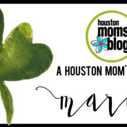 Houston Mom's Guide March - Slider