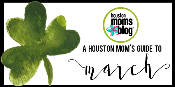 Houston Mom's Guide March - Slider