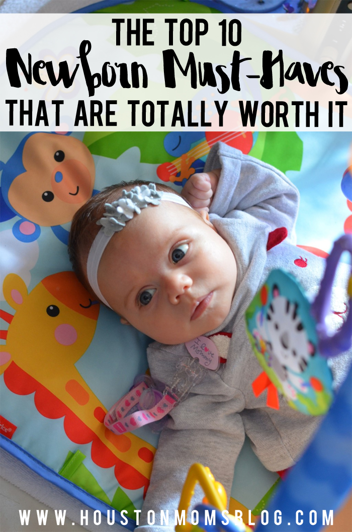 10 Newborn Must-Haves That Are Totally Worth It! | Houston Moms Blog