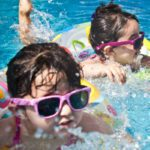 Preparing Your Toddler {And Yourself} for Successful Swim Lessons