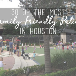 Family-Friendly Houston Patios - UPDATED