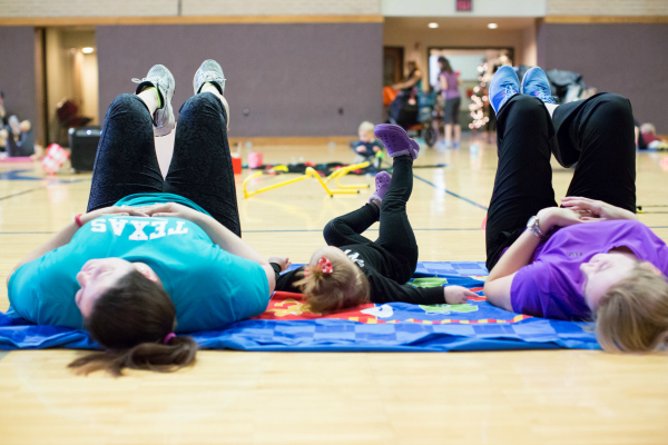 You're Not Just Burning Calories – You're Bonding With Your Kids