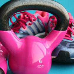 Cheap At-Home Fitness Tips {For Keeping My Budget & My Backside Tight} | Houston Moms Blog
