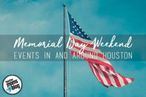 Houston Memorial Day