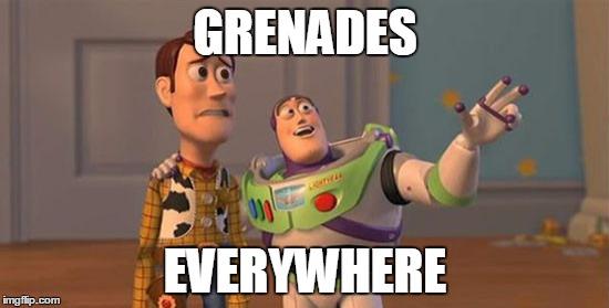 Grenade on the Playground {Food Allergy Awareness Week} | Houston Moms Blog