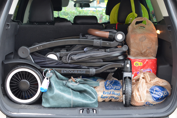 Austlen Entourage The Only Stroller You Ll Ever Need