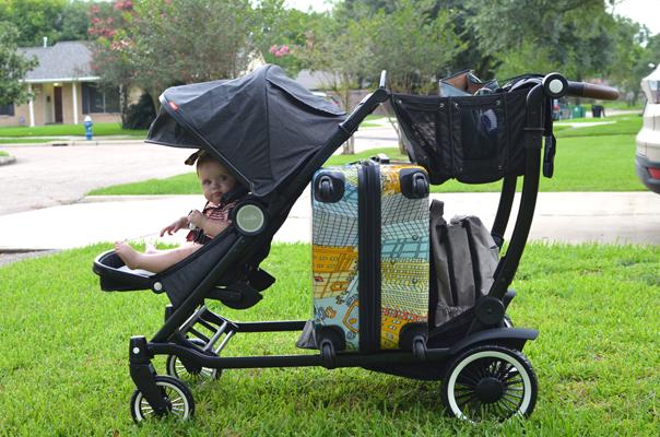 Austlen Entourage :: The ONLY Stroller You'll Ever Need | Houston Moms Blog