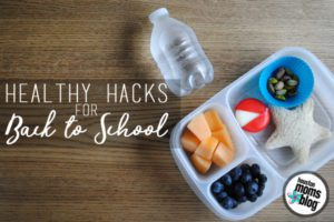 Healthy School Lunch Hacks
