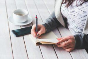 Minimalist Bullet Journaling