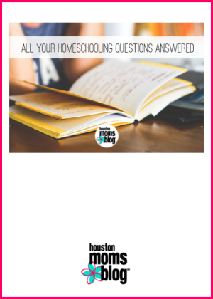 "Houston Moms Blog ""All Of You Homeschooling Questions Answered"" #houstonmomsblog #momsaroundhouston #backtoschooltips"