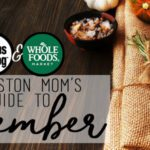 A Houston Mom's Guide to November