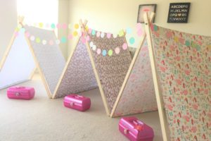 DIY Tween Slumber Party Ideas