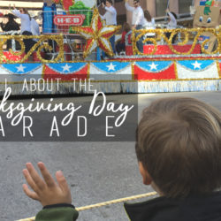 Thanksgiving Day Parade 2017
