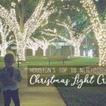 Houston's Top 10 Neighborhoods for Christmas Light Cruising