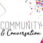 Just For You :: Houston Moms Blog Launches Our Community & Conversation Group