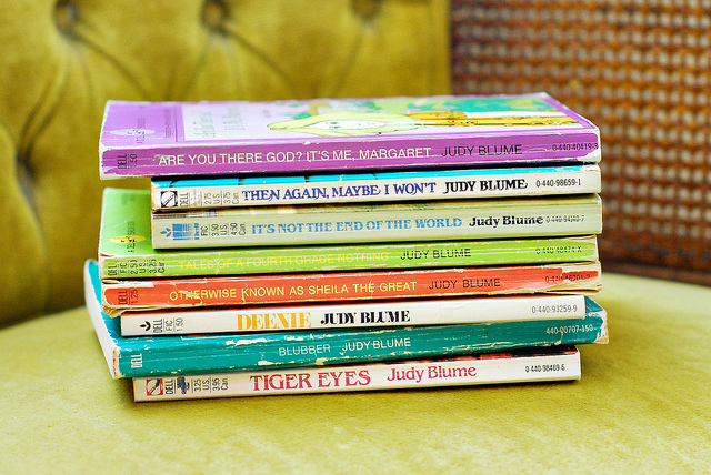 Thank You, Judy Blume | Houston Moms Blog