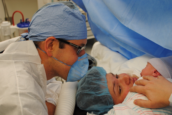 All Birth Stories are Worthy {Cesarean Awareness Month} | Houston Moms Blog