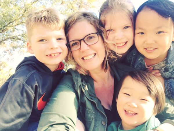 Learning to Parent a Lot of Kids and Not Lose My Mind in the Process| Houston Moms Blog