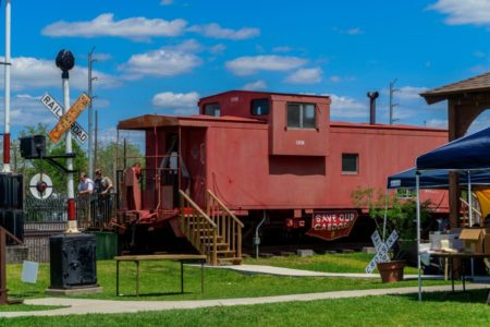 Choo, Choo! Why Your Family Should Take a Day Trip to Rosenberg, Texas | Houston Moms Blog