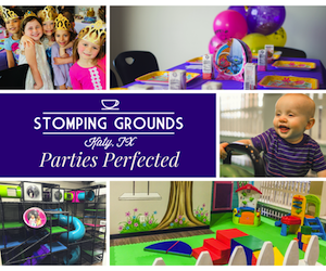 Stomping Grounds Goal Is To Create An Experience That As Easy For Parents It The Birthday Boy Or Girl They Build Their Packages With