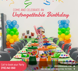 IRise Park Is A State Of The Art Birthday Party Venue Which Features An Indoor Trampoline For All Ages Groups Includes Freestyle